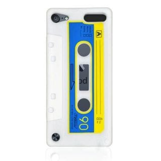 Insten Silicone Skin Gel Rubber Case Cover For Apple iPod Touch 5th Gen