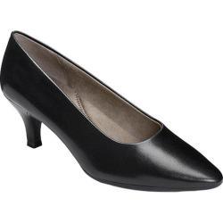 Women's Aerosoles Stardom Black Leather