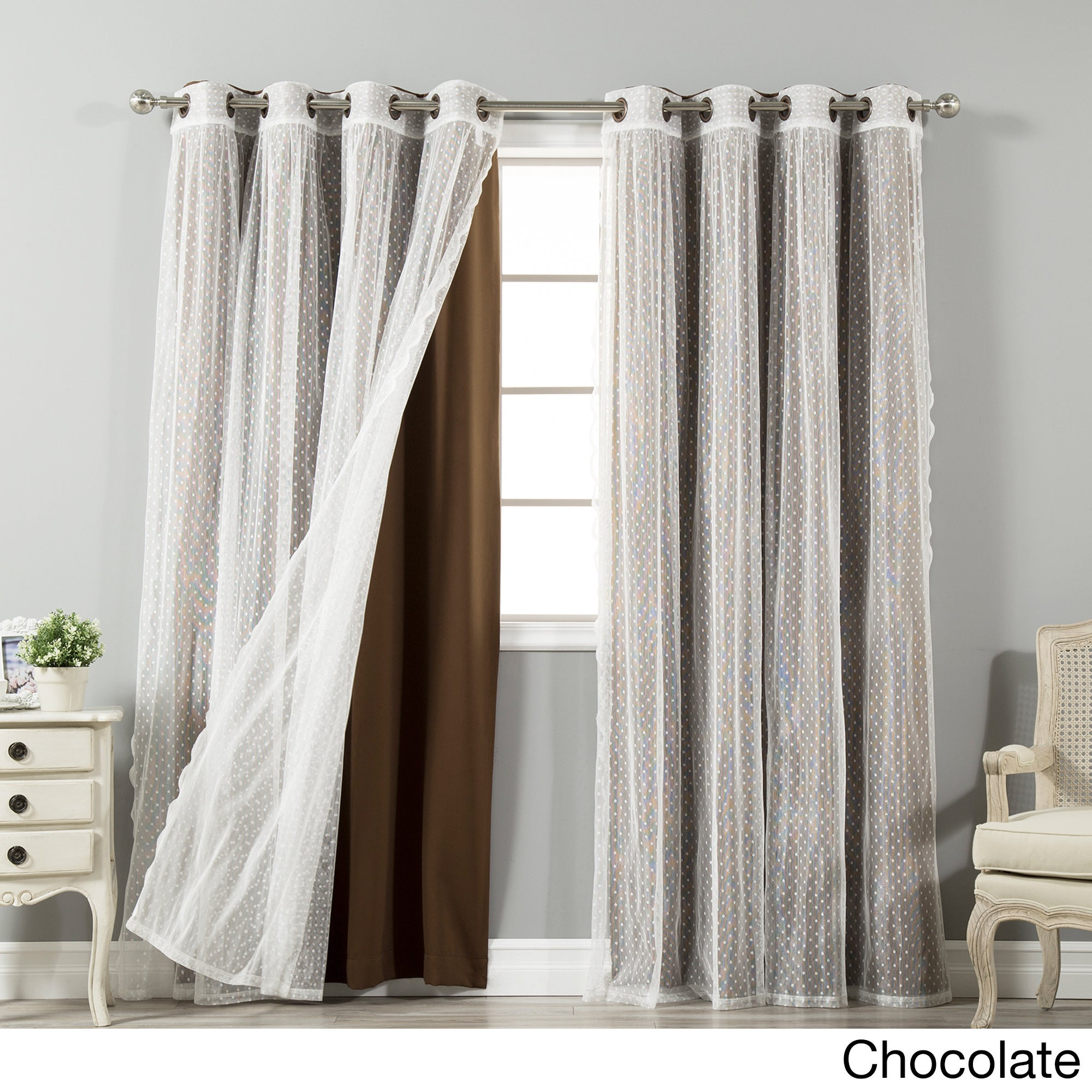 tulle grommet panel joss curtains main linen blackout curtain details pin
