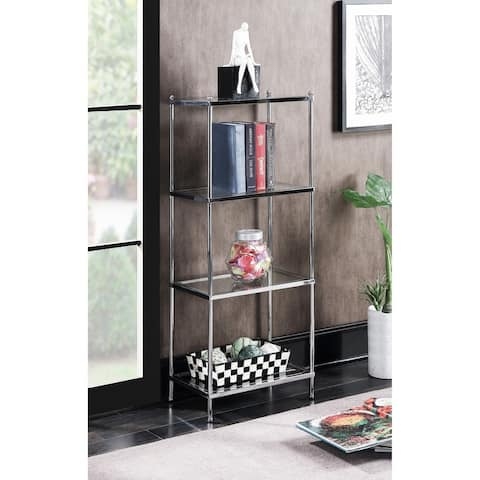 Silver Orchid Farrar 4-tier Tower