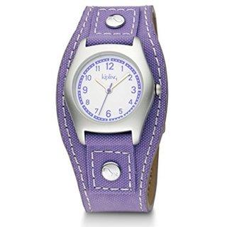 Kipling Kids Captain Purple Quartz Watch. Opens flyout.