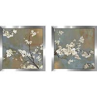 """Ode To Spring II"" Wall Art Set of 2, Matching Set"