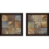 """Spa Collection"" Wall Art Set of 2, Matching Set"