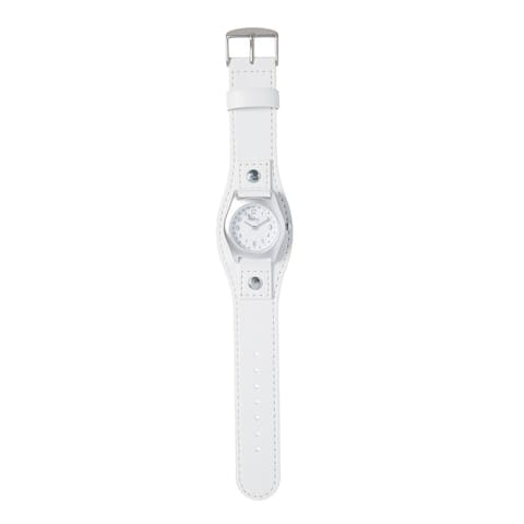 Kipling Kids Captain White Leather Quartz Watch