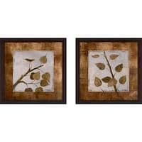 """Birch"" Wall Art Set of 2, Matching Set"