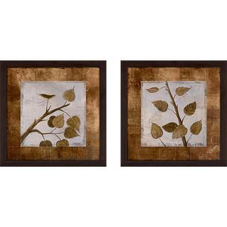 """Birch"" Wall Art Set of 2, Matching Set"