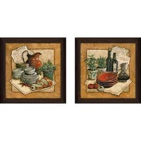 """Secret Ingredient"" Wall Art Set of 2, Matching Set"