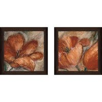 """Bold and Sassy"" Wall Art Set of 2, Matching Set"