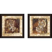"""Sweet & Tender"" Wall Art Set of 2, Matching Set"
