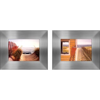 """""""Boat House """" Mini Framed Art Set"""