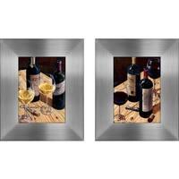 """""""Tasting Room II """" Mini Framed Art Set"""