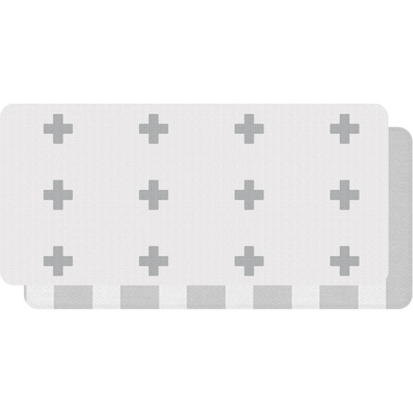 "Dfang Adele Medium Size Living Mat (3' x 1'4"")"