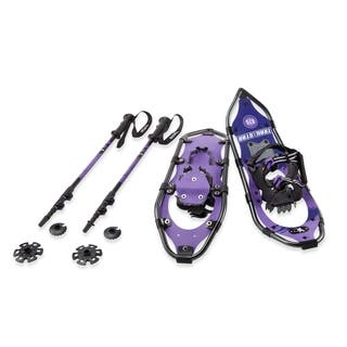 Yukon Charlie's Trail Star Advanced Snowshoe Kit|https://ak1.ostkcdn.com/images/products/15903121/P22307579.jpg?impolicy=medium