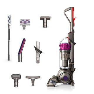 Dyson Fuchsia Ball Complete Animal Bagless Upright Vacuum (Refurbished)|https://ak1.ostkcdn.com/images/products/15903123/P22307584.jpg?impolicy=medium