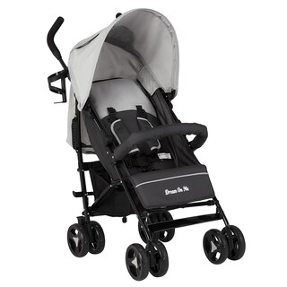 Dream On Me Grey Jasper Stroller