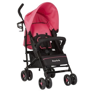 Dream On Me Pink Jasper Stroller