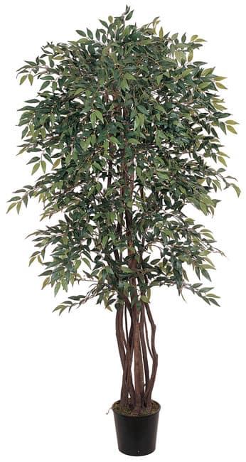 Smilax 6-foot Silk Tree