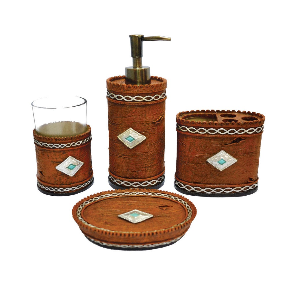 Rustic Bathroom Accessories Our