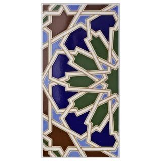 SomerTile 5.5x11-inch Dawson Zaki Ceramic Wall Tile (25/Case, 11.23 sqft.)