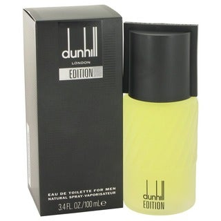 Dunhill Edition Men's 3.4-ounce Eau de Toilette Spray