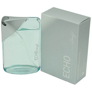 Zino Davidoff Echo Men's 1.7-ounce Eau de Toilette Spray