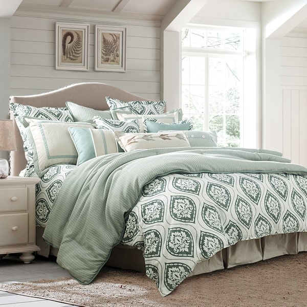 HiEnd Accents Belmont Duvet Cover (Shams Not Included)
