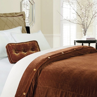 HiEnd Accents Bianca Matching Duvet Cover (Shams Not Included)