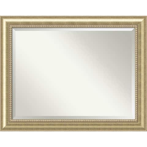 Wall Mirror Oversize Large, Astoria Champagne 47 x 37-inch - oversize large - 47 x 37-inch
