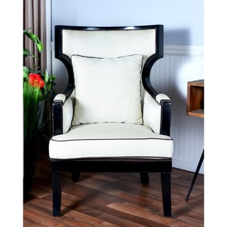 Handmade Boracay Brown Empire Chair (Philippines)