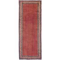 ecarpetgallery Arak Red Wool Rug