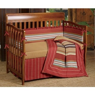 HiEnd Accents Baby Calhoun 6-piece Crib Bedding Set