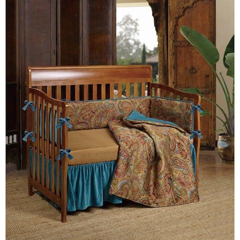 HiEnd Accents Baby San Angelo 6-piece Crib Bedding Set