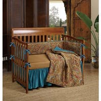 HiEnd Accents Baby San Angelo 6-piece Crib Bedding Set