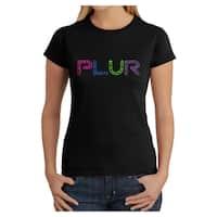 Los Angeles Pop Art Women's PLUR T-Shirt
