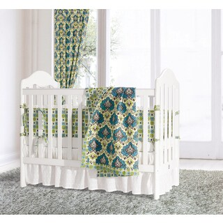 HiEnd Accents Salado 6-piece Crib Bedding Set