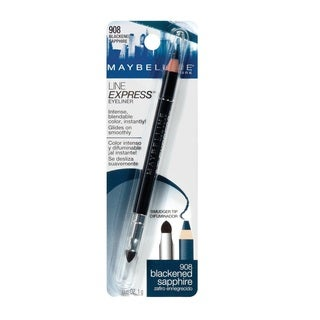 Maybelline New York Line Express Eyeliner Blackened Sapphire 908