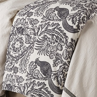 HiEnd Accents Toile Duvet (Shams Not Included)