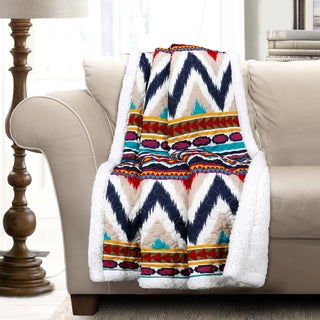 Lush Decor Berkane Sherpa Throw