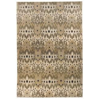Wool Nepal Rug - 6'2'' x 8'11''