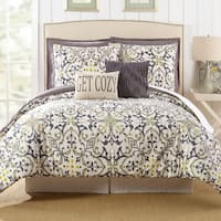 Presidio Square Madrid 7-piece Comforter Set