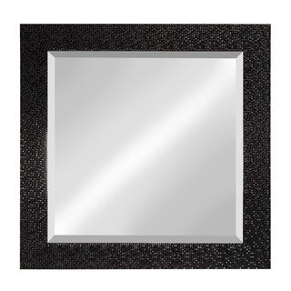 Kate and Laurel Coolidge Framed Beveled Wall Mirror