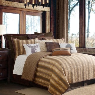 HiEnd Accents Hill Country Quilt Set