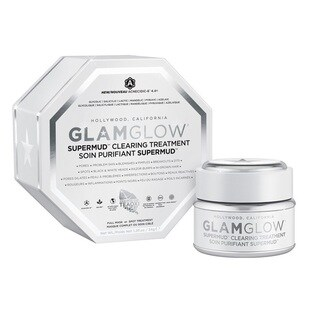 GlamGlow SuperMud 1.2-ounce Clearing Treatment