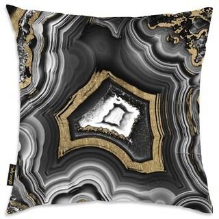 Oliver Gal 'Adore Geo' Decorative Pillow