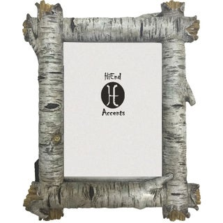 HiEnd Accents Birch Log Frame