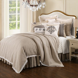 HiEnd Accents 4-Piece Charlotte Comforter Set