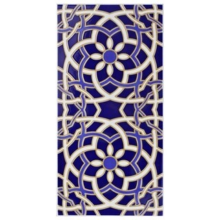 SomerTile 5.5x11-inch Dawson Valentina Ceramic Wall Tile (25 tiles/11.23 sqft.)