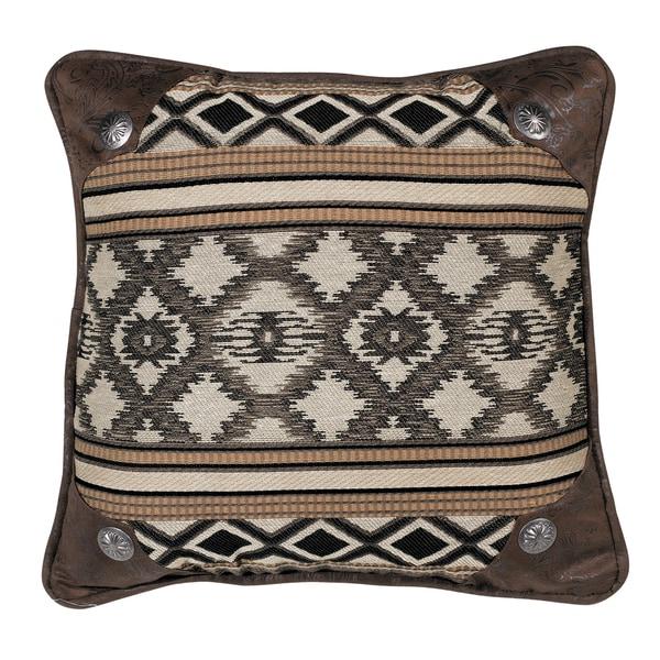 HiEnd Accents Tucson Throw Pillow