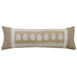 HiEnd Accents Extra LongThrow Pillow 10X30