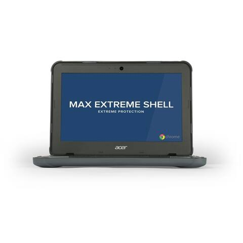 """MAX Extreme Shell for ACER 11"""" N7 C731 Chromebook Clamshell"""